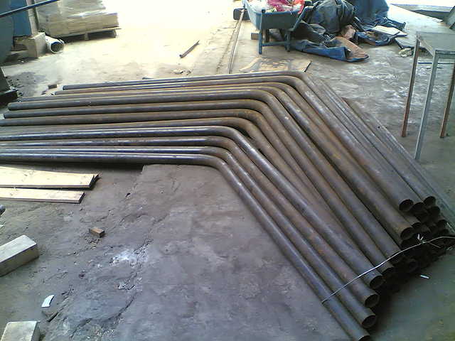 Boiler Tube Bending Process