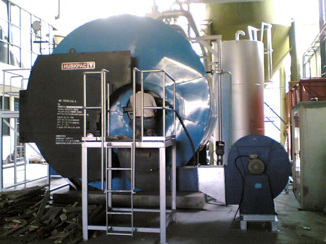 Malaysia Polyfine Engineering Sdn Bhd Boiler