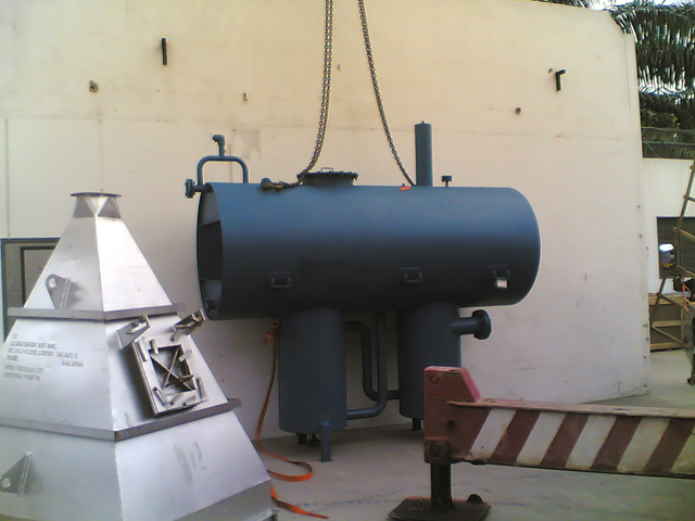 Dearator& Expansion Tank