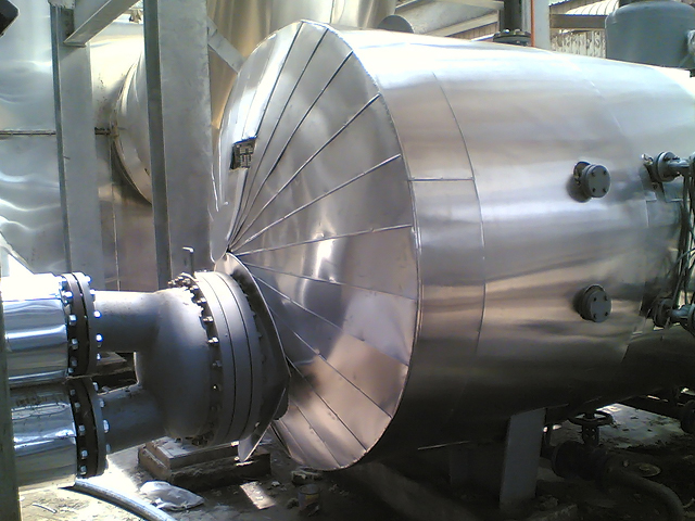 Therma Oil Steam Generator
