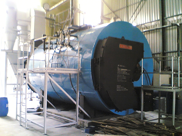 Packaged Solid Fuel Boiler